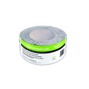 "Trex RainEscape 4"" Butyl Tape is used to protect the joists and seams from moisture"